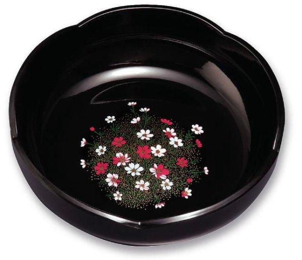 画像1: 菓子鉢 梅型 コスモス (1)